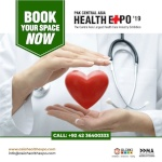 Pak Central Asia Health Expo 2019