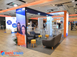 Exhibition booth production and construction at hotels and congress in Spain