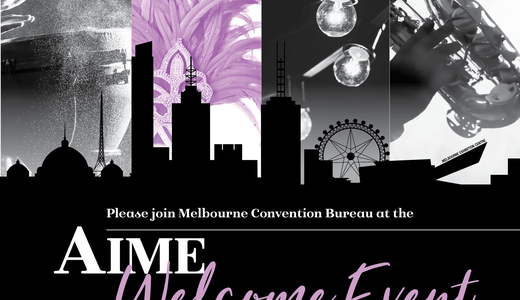 Nod to Melbourne Festival Culture at AIME Event