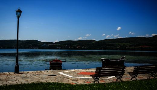 The Lake's Byzantine Princess